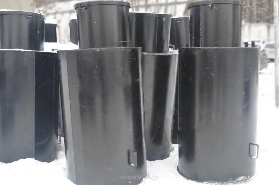 Металлических кессоны